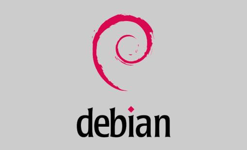 Debian Operating System logo