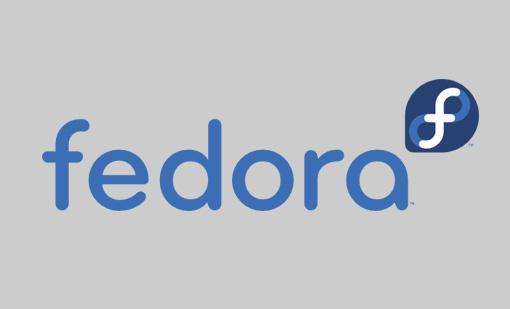 Fedora Operating System logo